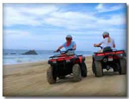 Cabo San Lucas ATV rental