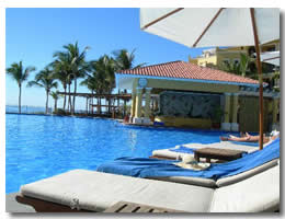 Dreams resort in Cabo San Lucas