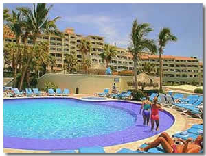 Hotel Finisterra in Cabo San Lucas