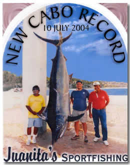 Cabo San Lucas fishing package
