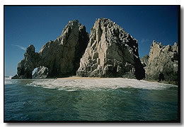 Cabo San Lucas Lovers Beach