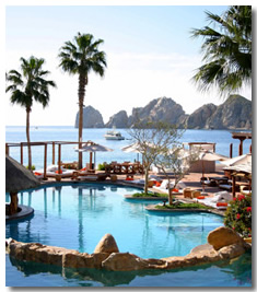 Melia hotel in Cabo San Lucas